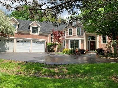 Pittsford Single Family Home A-Active: 6 Fawn Run