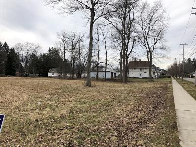 Chautauqua County Residential Lots & Land A-Active: 250 East Elmwood Avenue
