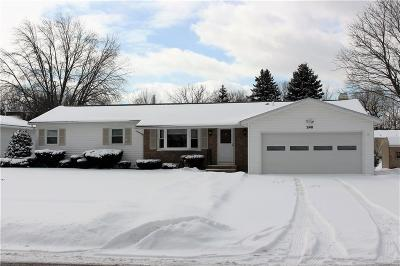 Rochester Single Family Home A-Active: 246 Harpington Drive