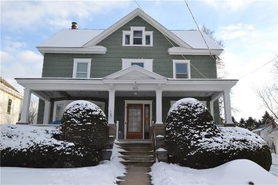 Single Family Home A-Active: 412 West Maple Avenue