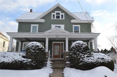 Multi Family 2-4 A-Active: 412 West Maple Avenue