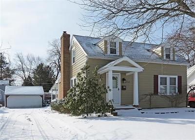 Rochester Single Family Home A-Active: 161 Oaklawn Drive
