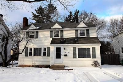 Rochester Single Family Home A-Active: 27 Winhurst Drive
