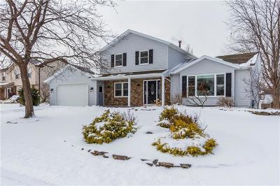 Rochester Single Family Home A-Active: 89 Crystal Creek Drive