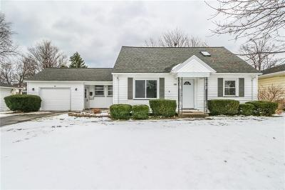 Rochester Single Family Home A-Active: 260 Woodcroft Drive