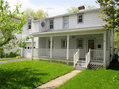 Single Family Home For Sale: 32 Sharon Street