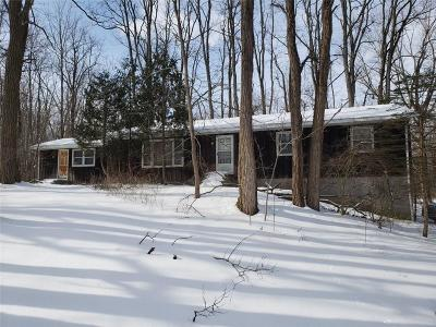 Single Family Home A-Active: 2562 Townline Road