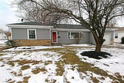 Rochester Single Family Home A-Active: 75 Sunflower Drive