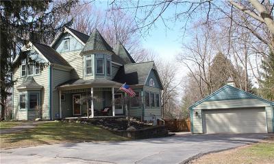 Single Family Home A-Active: 84 Hulburt Avenue