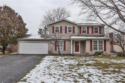 Rochester Single Family Home A-Active: 40 Goethals Dr