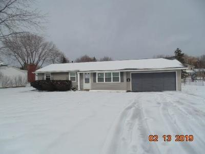 Penfield Single Family Home U-Under Contract: 30 Golf Stream Drive