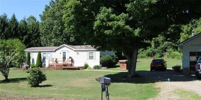 Single Family Home A-Active: 8745 Dye Road