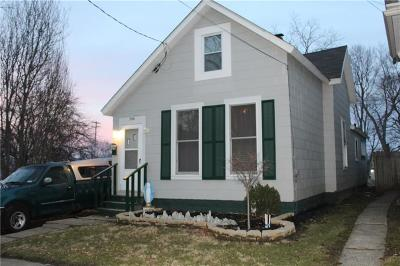 Dunkirk, Fredonia Single Family Home A-Active: 306 Robin Street