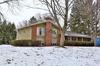 Pittsford Single Family Home U-Under Contract: 50 Stuyvesant Road