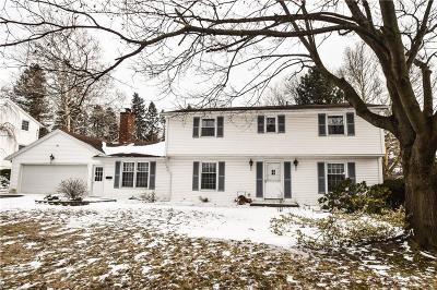 Penfield Single Family Home U-Under Contract: 31 Hillrise Drive