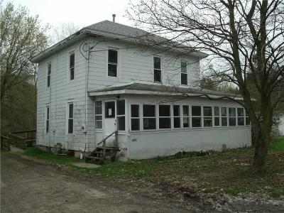 Locke Single Family Home For Sale: 12086 State Route 90