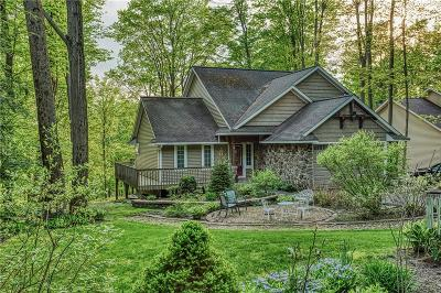 Bemus Point Single Family Home A-Active: 5468 Crestwood Road