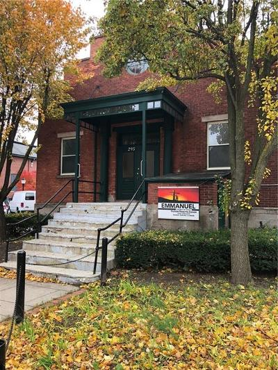 Monroe County Commercial A-Active: 293 Gregory Street
