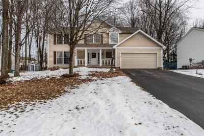 Walworth Single Family Home A-Active: 3254 Pineview Drive