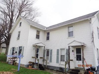 Multi Family Home For Sale: 23-25 E Main Street