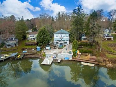 Clymer, Findley Lake Single Family Home A-Active: 2260 Shadyside Road