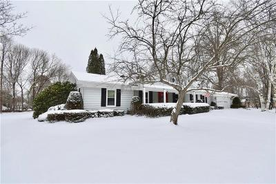 Jamestown NY Single Family Home A-Active: $169,900
