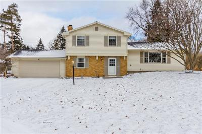 Penfield Single Family Home U-Under Contract: 21 Burning Tree Lane