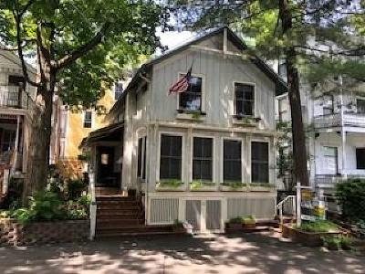 Chautauqua Single Family Home For Sale: 22 S Terrace