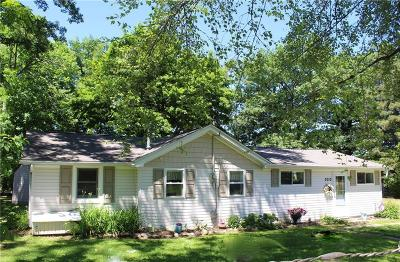 Orleans County Single Family Home U-Under Contract: 2010 West Road