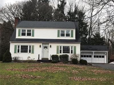 Webster NY Single Family Home U-Under Contract: $179,900
