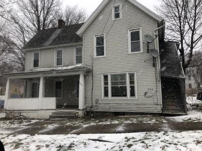 Jamestown NY Multi Family 2-4 A-Active: $29,900