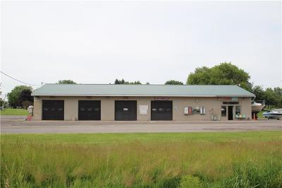 Monroe County Commercial For Sale: 1478 Lake Road West Fork