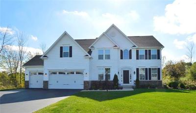Pittsford Single Family Home C-Continue Show: 18 Summers Circle