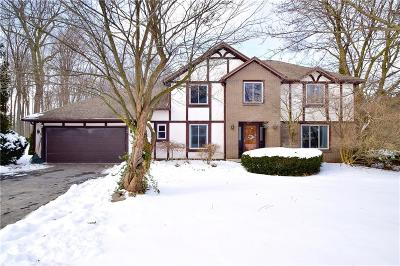Penfield Single Family Home U-Under Contract: 109 Pennicott Drive