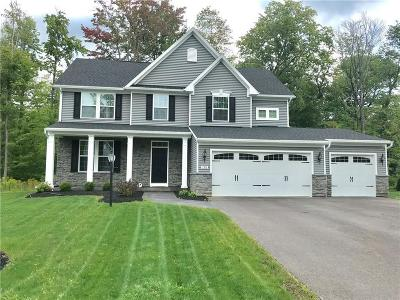 Webster Single Family Home A-Active: 730 Hillspring