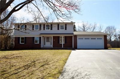 Webster Single Family Home U-Under Contract: 1189 Gatestone Circle