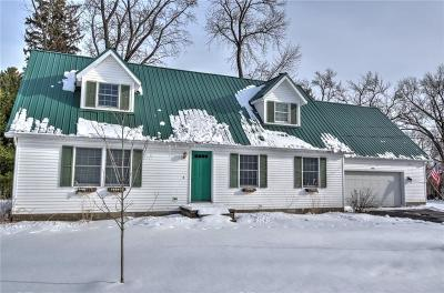 Chautauqua County Single Family Home A-Active: 3990 North Clifford Avenue