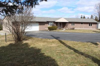 Hammond Single Family Home A-Active: 8595 County Route 87