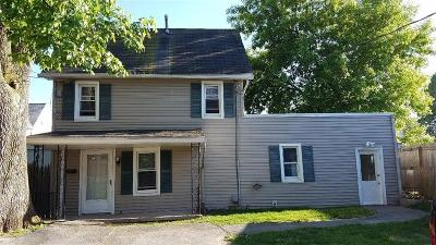 East Rochester Multi Family 2-4 U-Under Contract: 222 West Chestnut Street