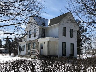 Genesee County Multi Family 2-4 A-Active: 7666 Swamp Road