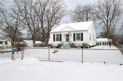 Monroe County Single Family Home U-Under Contract: 132 Mosley Road