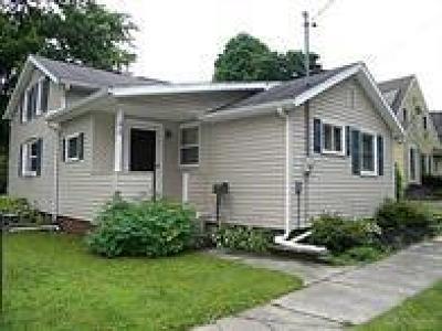 Allegany Single Family Home For Sale: 86 N 3rd Street
