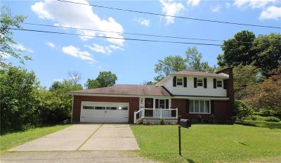 Ellicott NY Single Family Home For Sale: $139,900