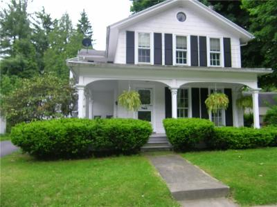 Pittsford Single Family Home U-Under Contract: 29 West Jefferson Road