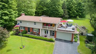 Single Family Home A-Active: 1383 Cloverleaf Road