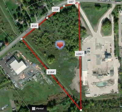Residential Lots & Land A-Active: Vl 2 Loomis Road