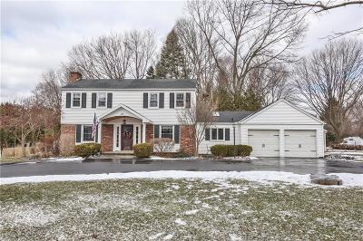 Pittsford Single Family Home A-Active: 21 Sturbridge Lane