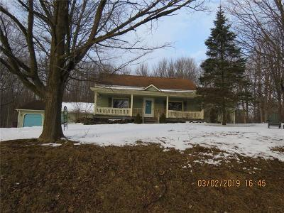 Sauquoit Single Family Home A-Active: 9591 Roberts Road