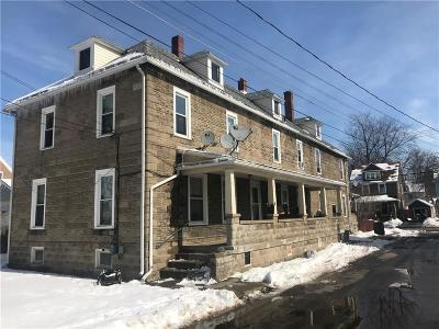 Genesee County Multi Family 2-4 C-Continue Show: 145 Ross Street