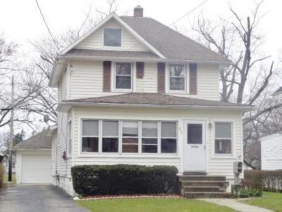 Single Family Home A-Active: 613 Roosevelt Avenue
